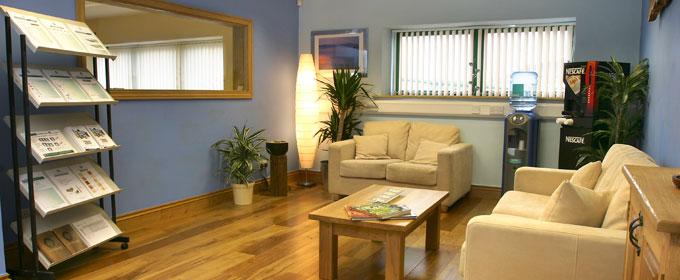 Visit Our Wood Flooring Showroom