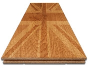 British Hardwoods European Oak Flooring produly made in the UK