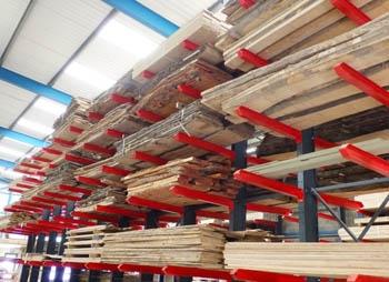 native hardwood