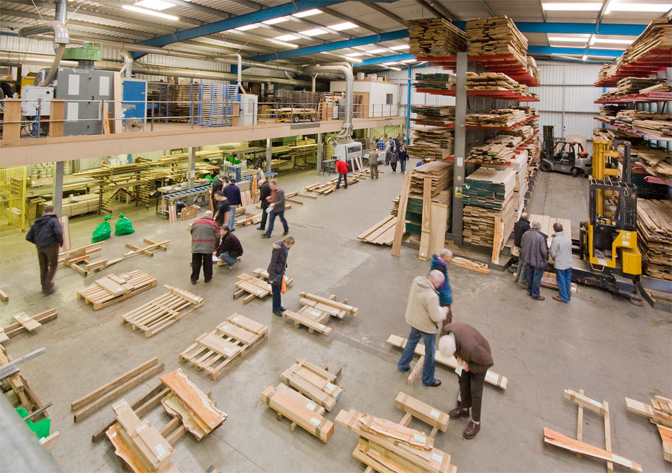 British Hardwoods Annual Timber Sale 2011