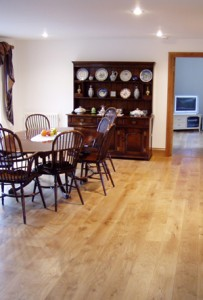 Classic Oak Hardwood Flooring