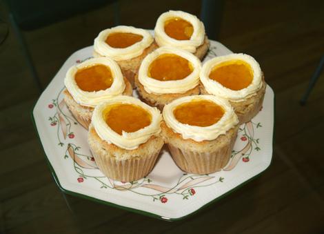 passionfruit cupcake winner