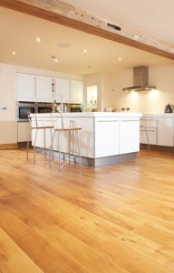 Character Oak Solid Wood Flooring