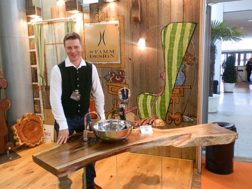 Bauen und Wohnen Show, Salzburg / British Hardwoods Blog