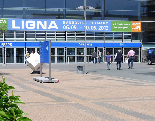 Ligna Woodworking Show 2013 / British Hardwoods Blog