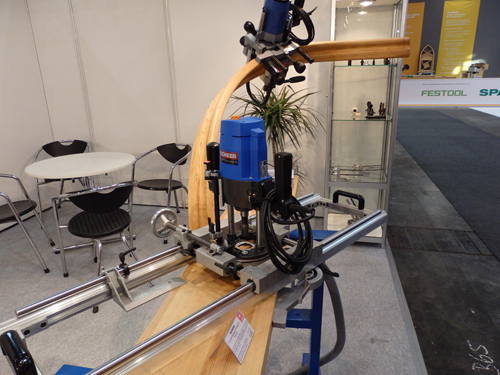 Ligna Woodworking Show 2013 British Hardwoods Blog
