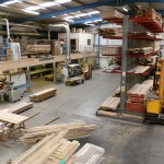 My week of work experience at British Hardwoods - George Plumbridge