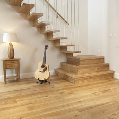 Special Offer Character Grade Oak Flooring