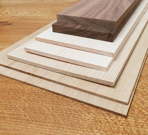 thin wood mixed selection pack