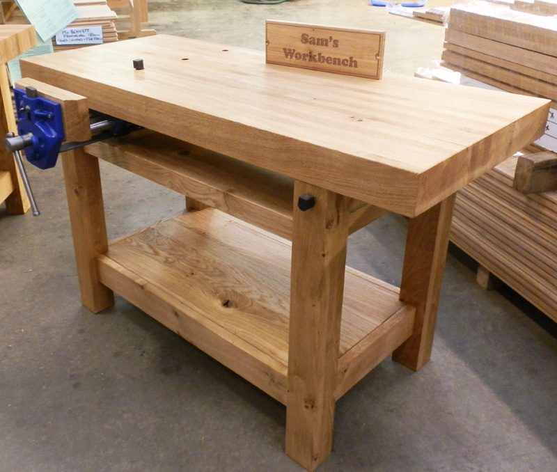 A double workbench triumph british hardwoods blog Oak bench