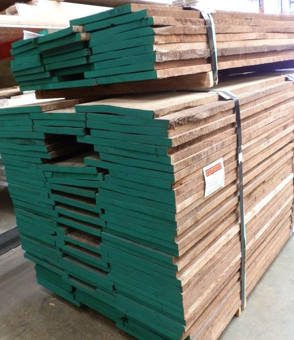 Wide Walnut Wood Boards