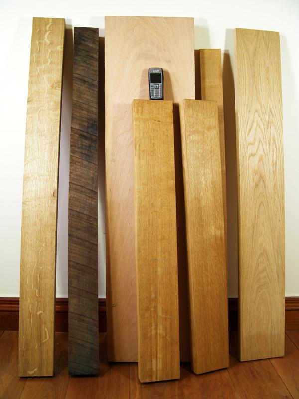 Mixed Hardwood Hobby Pack