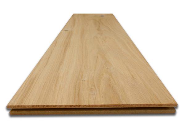Unfinished Engineered Oak Flooring 15mm