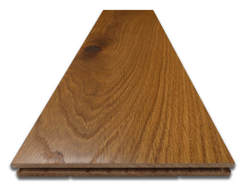 16.5m2 Special Offer Fumed and Oiled Provincial Oak Flooring