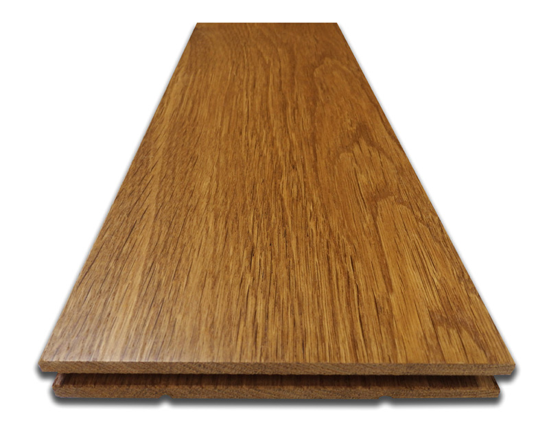 Special Offer - 7.5m2 Fumed Classic Grade Oak Flooring