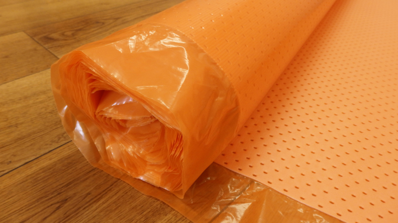 QuickTherm Vapour Wood Flooring Underlay