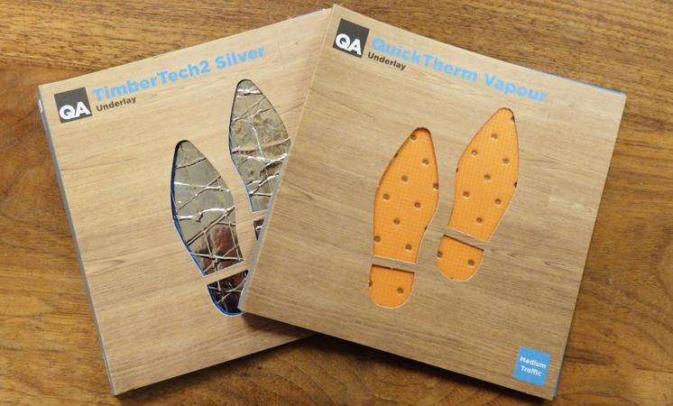 Underlays for Floating Engineered Wood Flooring