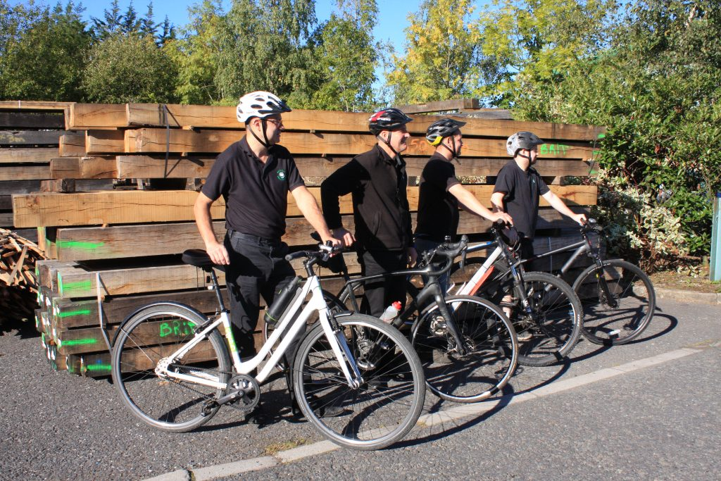British Hardwoods Cycle Team